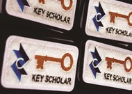 CCSD Key Scholars patches