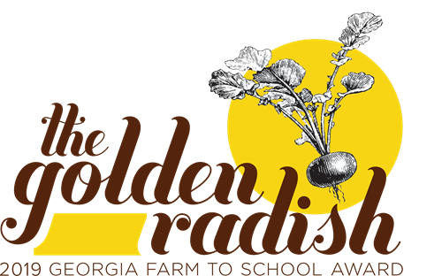 2019 Golden Radish Logo