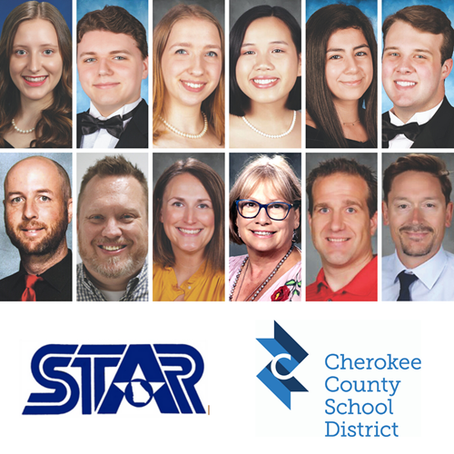 CCSD STAR Students and Teachers 2020
